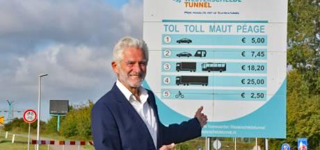 Dit is waarom Hulstenaar Hans de tunneltol níet wil afschaffen