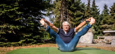 Corona nekt lessen Nico Liplijn uit Soerendonk: 'Yoga met een mondkapje op werkt niet'