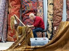 Perzisch sprookje in Amersfoort: hoe tussen de tapijten de liefde opbloeide tussen Ario en zijn boekhoudster