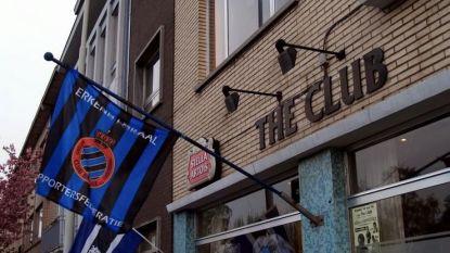 Inbrekers zetten café The Club blank