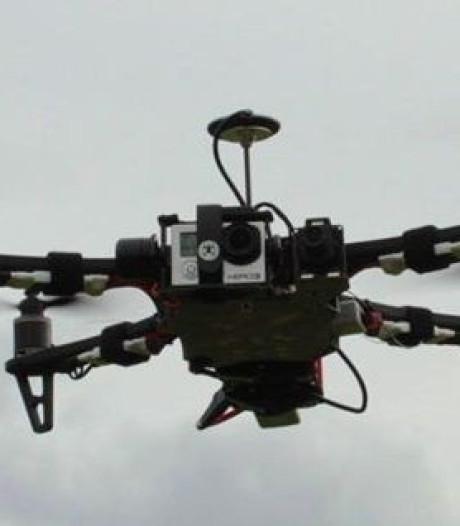 Tholen overweegt inzetten van drones tegen drugscriminaliteit