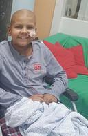 De doodzieke Nizar (11) heeft dringend een stamceltransplantatie nodig.