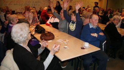 Senioren nemen met feestnamiddag afscheid van dienstencentrum 't Bruggeske