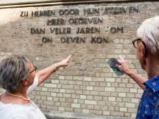 Verzetsmonument Deventer beschadigd door vandalen