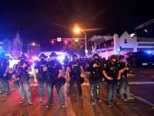 Agenten neergeschoten in Louisville na uitspraak in zaak Breonna Taylor