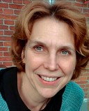 Viroloog Coretta van Leer van het Universitair Medisch Centrum Groningen.