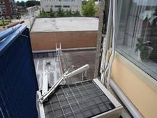 Balkonleuning Roosendaalse flat raakt los: zes vragen over betonrot