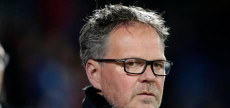 Henk de Jong tekent morgen contract bij Cambuur