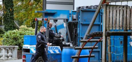 Drie mannen opgepakt bij inval crystal meth-lab in voormalig restaurant op de Veluwe