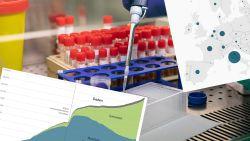 IN KAART. Coronavirus zet wereldwijde opmars verder