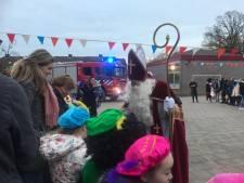 Zo brengt Sinterklaas een bezoekje aan basisscholen in Oost-Nederland