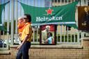 Gesponsord oranjefeest bij de Nederlandse ambassade in Zuid-Afrika (archieffoto)