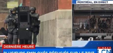 'Gijzeling' bij kantoor videogamegigant in Montreal blijkt vals alarm