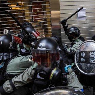 Geweldsincidenten zetten conflict in Hongkong weer volledig op scherp