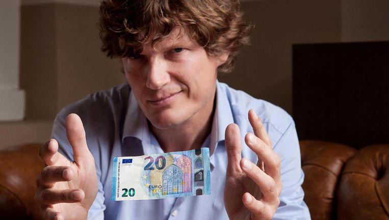 De winnaars werden bekendgemaakt door Pieter Broertjes, de burgemeester van Hilversum. Beeld Mark van der Zouw