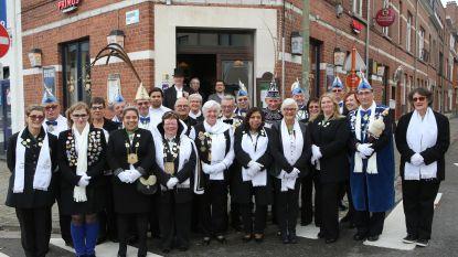 Ridders van Brunengeruz klaar voor carnaval