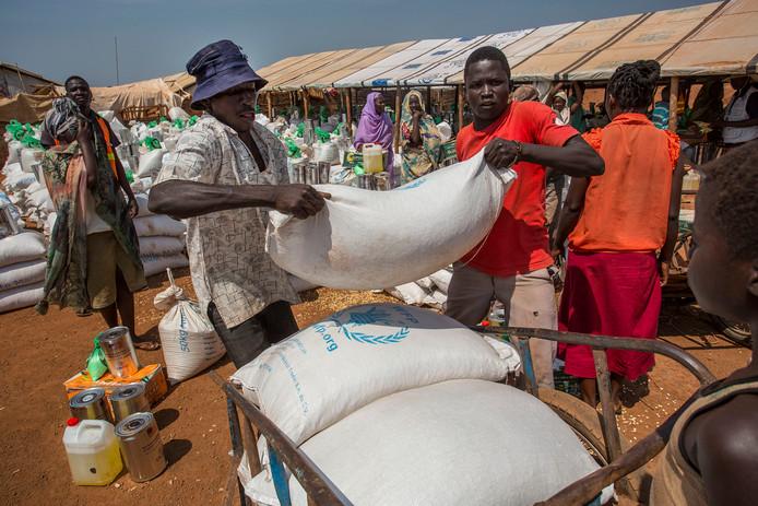 Er is al ruim 20 miljoen euro besteed aan hulp voor Afrika.