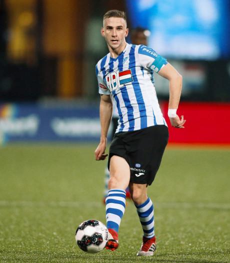 FC Eindhoven ontneemt Van den Boomen aanvoerdersband, evaluatiemoment in winterstop