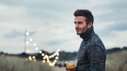 David Beckham werkt aan documentaire over zijn leven