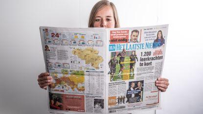 Belgen zijn nieuwsjunkies en ze blijven trouw aan hun tv, radio & krant