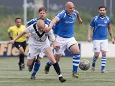 Fusie Sportclub Enschede en Zuid-Eschmarke van de baan