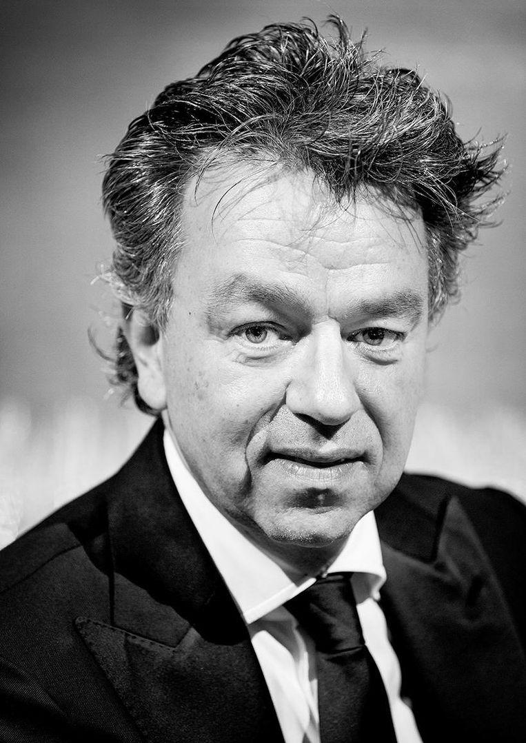 Yves Gijrath, mediaondernemer Beeld ANP Kippa