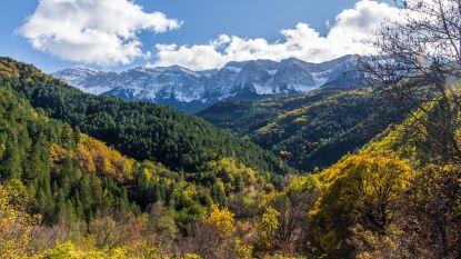 Catalonië in herfstkleuren
