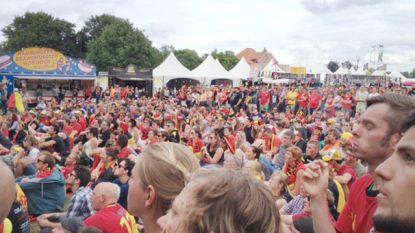 Match Brazilië-België op Rock Werchter op grote schermen te volgen: deze artiesten worden de grootste slachtoffers van Rode Duivels