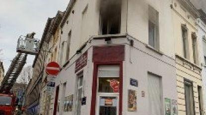 Foutparkeerders hinderen brandweer bij brand in Sint-Joost-Ten-Node