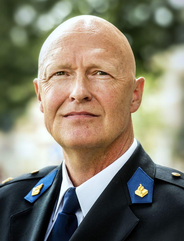 Michiel Marchand. Beeld Raymond Rutting / de Volkskrant