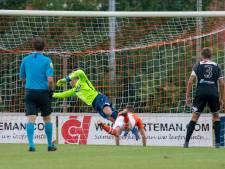 TEC heeft weinig problemen met Jong FC Volendam