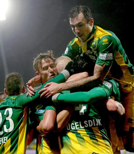 Hector Hevel blikt terug op de cruciale zege op Willem II in 2016: 'Het was een bevrijding'