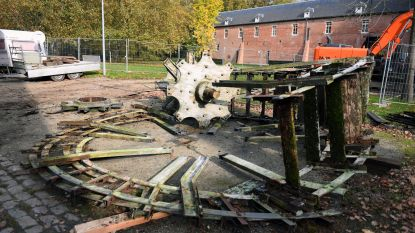 Voor de restauratie werd 400.000 euro ingezameld: Watermolen aan kasteel van Arenberg krijgt grondige opknapbeurt