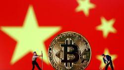 Chinese centrale bank doet Bitcoin zakken naar laagste niveau in halfjaar