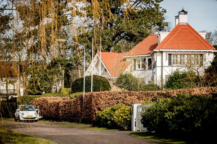 In Bloemendaal zijn de huizen gemiddeld het duurst.