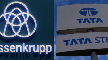 Investeerders ThyssenKrupp laken staaldeal