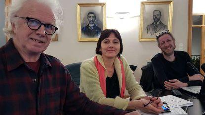 Violeta Vitelis, Peter Singulé en Ugo Magnus zetelden voor het laatst als gemeenteraadslid.