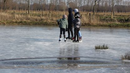 """""""Nog zó gezegd: verboden om te schaatsen"""""""