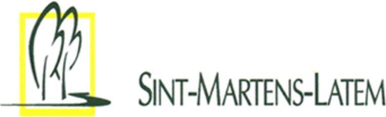 Logo Sint-Martens-Latem.