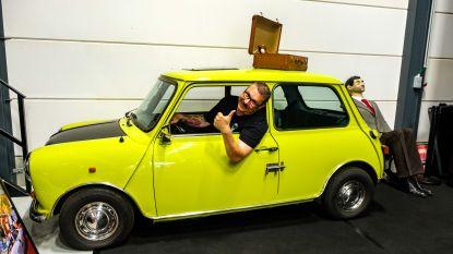 Van 'Knight Rider' tot de Mini Cooper van 'Mister Bean': Nielenaar stelt 17 iconische filmwagens tentoon