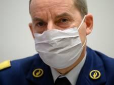 La police demande à bénéficier d'une priorité pour la vaccination