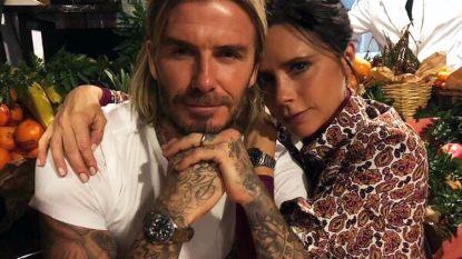 David Beckham wil oud worden zónder plastische chirurgie