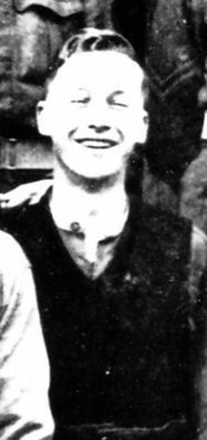 Een van de weinige overgebleven portretfoto's van Williams