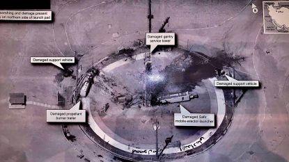 Na tweet van Trump bevestigt Iran explosie in ruimtevaartcentrum