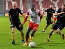 FC Utrecht speelt ook gelijk tegen Heerenveen in leeg Stadion Galgenwaard