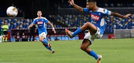 Insigne bezorgt Napoli met beauty zege op AS Roma