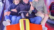 Jean-Marie Pfaff met kleinkinderen naar Sinksenfoor