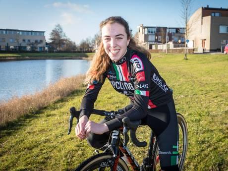 Omnisportster Shirin van Anrooij weer Nederlands kampioen