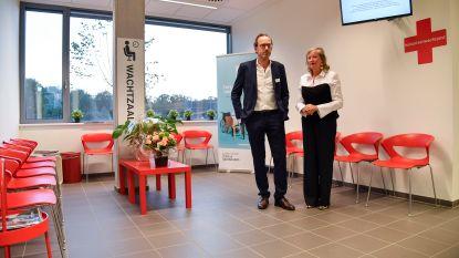 Nieuwe huisartsenwachtpost Vehamed opent aan Kroonveldlaan