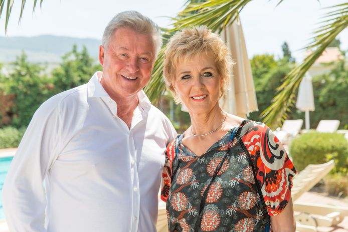 Jan Keizer en Anny Schilder.